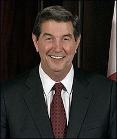 Alabama Governor Bob Riley (Rep.)