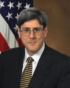 Douglas Feith: Smirkier than Rumsfeld?
