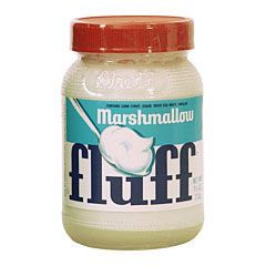"Marshmallow Fluff, a key ingredient in President Bush's favorite ""Fluffergutter"" sandwich, sacrificed for better poll numbers"