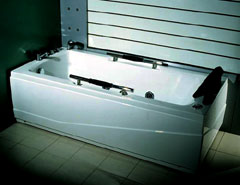 Bathtub similar to the one in which Grover Norquist reportedly drowned last week