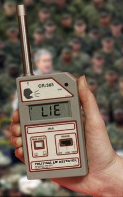 Political Lie Detector
