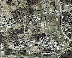 NSA headquarters, Fort Meade, Maryland: Approximate location of NSA Headquarters, Fort George G. Meade, Maryland
