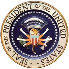 New Presidential Seal Featuring the Bald Beagle