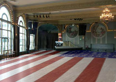 The Glory Room at President Bush's Crawford estate