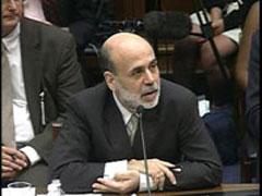 Fed Chief Ben Bernanke