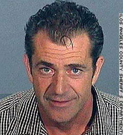 "The artist formerly known as ""Mel Gibson"", now to be referred to as ""Mel Gibson"""