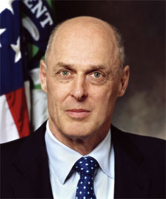 Treasury Secretary Henry M. Paulson, Jr.